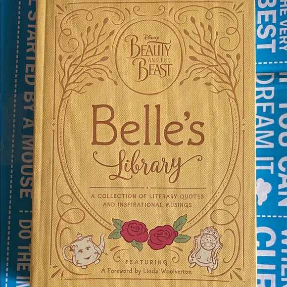 Beauty And The Beast: Belle's Library